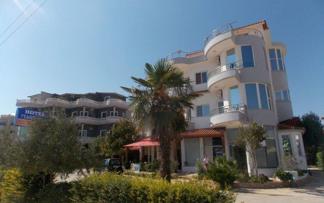 Отель Mariksel Албания, Ксамил - отзывы, цены и фото номеров - забронировать отель Mariksel онлайн вид на фасад
