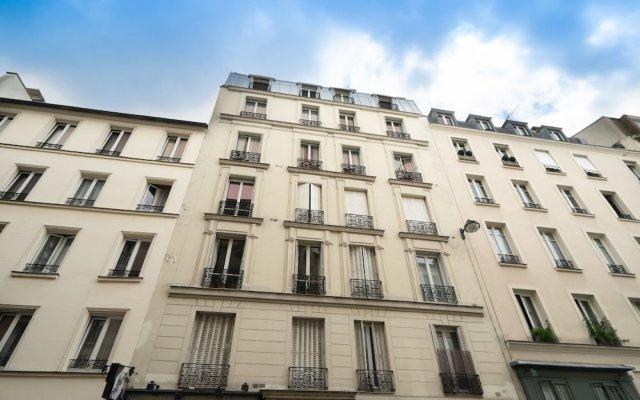 Отель Suite St Germain Loft - Wifi - 4p Франция, Париж - отзывы, цены и фото номеров - забронировать отель Suite St Germain Loft - Wifi - 4p онлайн вид на фасад