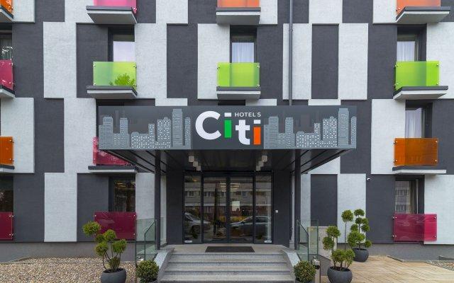 Citi Hotel's Wroclaw вид на фасад