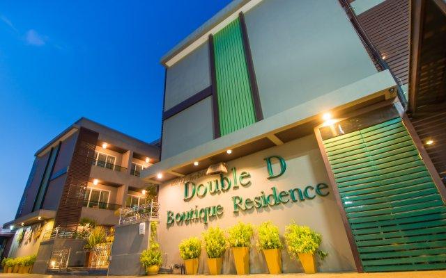 Отель Double D Boutique Residence вид на фасад