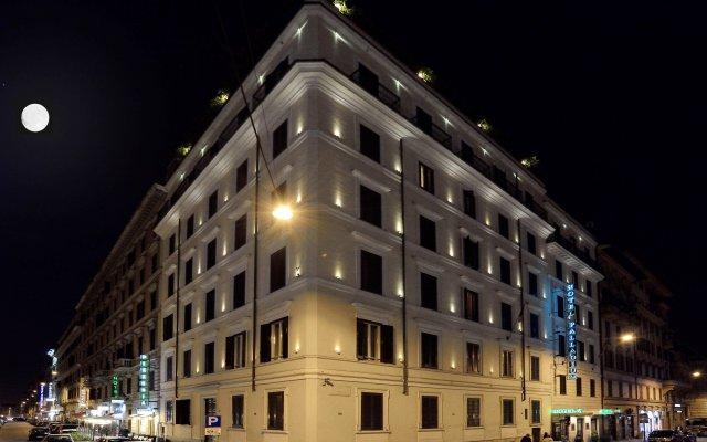 Hotel Palladium Palace вид на фасад
