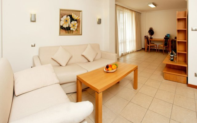 Отель Emerald Beach Resort & SPA Болгария, Равда - отзывы, цены и фото номеров - забронировать отель Emerald Beach Resort & SPA онлайн комната для гостей