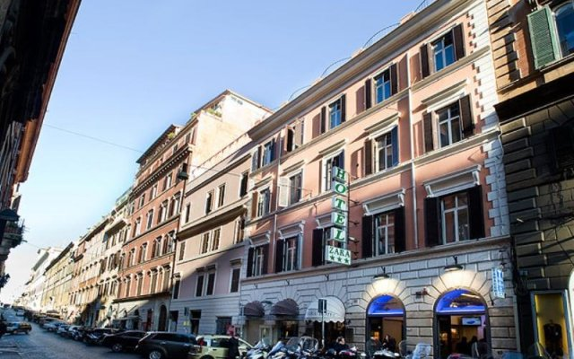 Hotel Zara вид на фасад