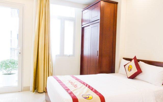 Отель Ngoc Hien Hotel Nha Trang Вьетнам, Нячанг - отзывы, цены и фото номеров - забронировать отель Ngoc Hien Hotel Nha Trang онлайн вид на фасад
