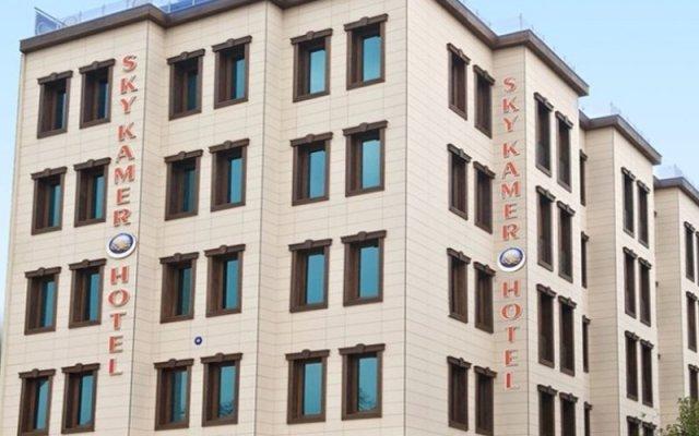 Sky Kamer Hotel - Boutique Class Турция, Стамбул - 11 отзывов об отеле, цены и фото номеров - забронировать отель Sky Kamer Hotel - Boutique Class онлайн вид на фасад