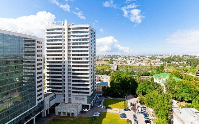 Гостиница Staybridge Suites St. Petersburg в Санкт-Петербурге - забронировать гостиницу Staybridge Suites St. Petersburg, цены и фото номеров Санкт-Петербург балкон