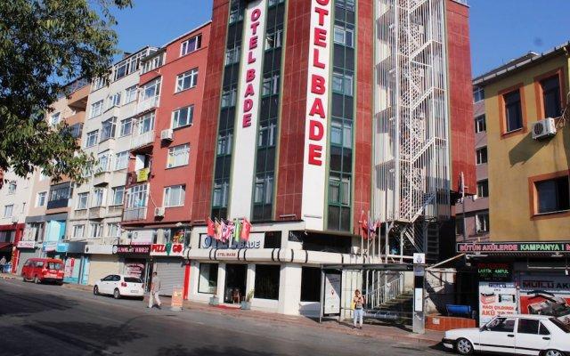 Bade Hotel вид на фасад