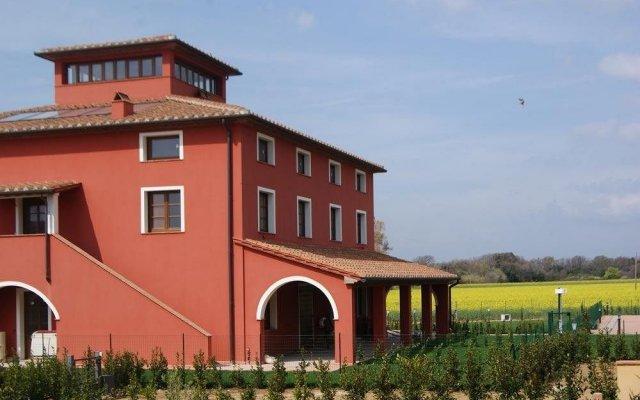 Отель Resort Il Casale Bolgherese Италия, Кастаньето-Кардуччи - отзывы, цены и фото номеров - забронировать отель Resort Il Casale Bolgherese онлайн вид на фасад