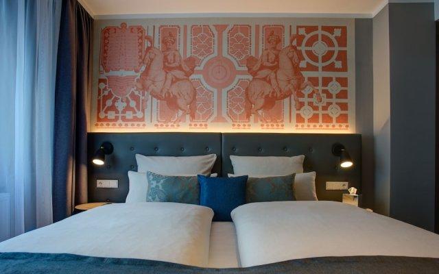 Отель Boutique 026 Hannover Central комната для гостей