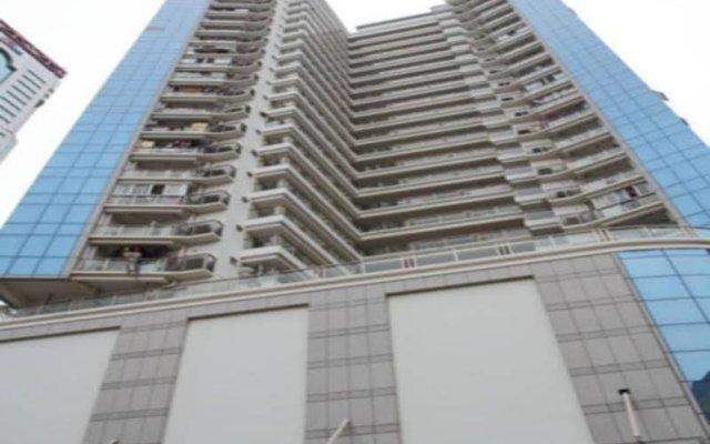 Апартаменты Xiamen Haiwan Dushi Apartment Сямынь вид на фасад