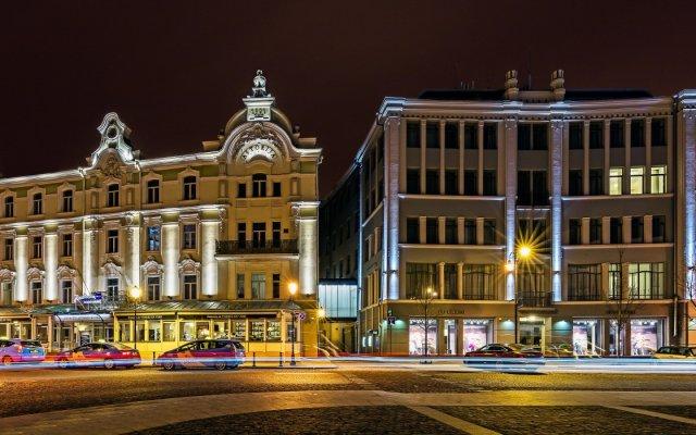 Отель Radisson Blu Royal Astorija Литва, Вильнюс - 3 отзыва об отеле, цены и фото номеров - забронировать отель Radisson Blu Royal Astorija онлайн вид на фасад