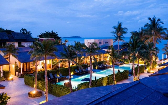 Отель Baan Talay Resort Таиланд, Самуи - - забронировать отель Baan Talay Resort, цены и фото номеров вид на фасад