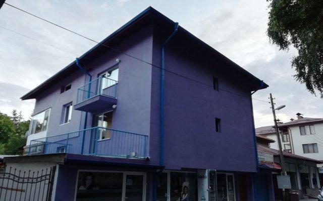 Отель Guest House Lila вид на фасад