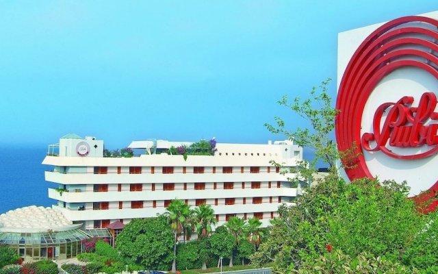 Rubi Hotel Турция, Аланья - отзывы, цены и фото номеров - забронировать отель Rubi Hotel онлайн вид на фасад
