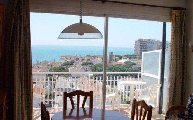 Отель Camps Apartments Испания, Бланес - отзывы, цены и фото номеров - забронировать отель Camps Apartments онлайн балкон