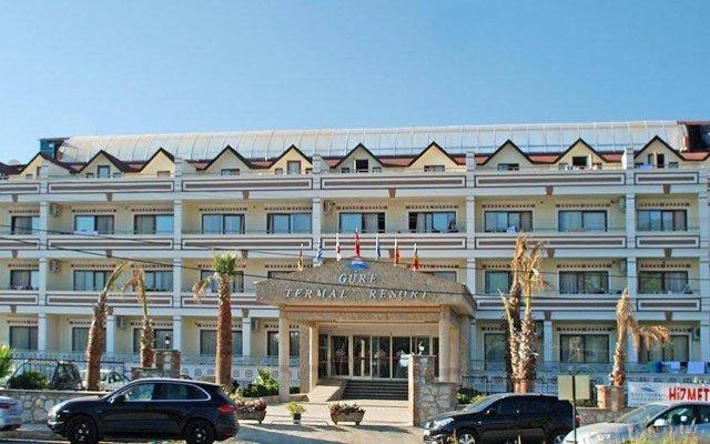 Gure Termal Resort Hotel Турция, Эдремит - отзывы, цены и фото номеров - забронировать отель Gure Termal Resort Hotel онлайн вид на фасад