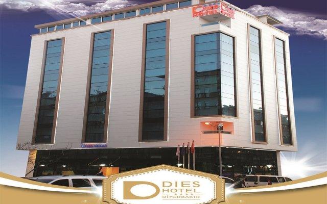 Dies Hotel Турция, Диярбакыр - отзывы, цены и фото номеров - забронировать отель Dies Hotel онлайн вид на фасад