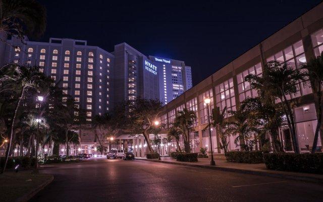 Отель Hyatt Regency Guam Гуам, Тамунинг - отзывы, цены и фото номеров - забронировать отель Hyatt Regency Guam онлайн вид на фасад