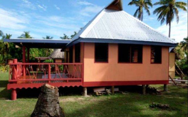 Отель Nabua Lodge Фиджи, Матаялеву - отзывы, цены и фото номеров - забронировать отель Nabua Lodge онлайн вид на фасад