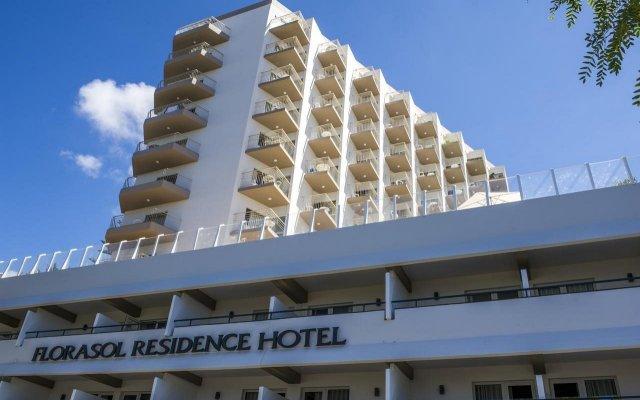 Отель Dorisol Florasol Португалия, Фуншал - 1 отзыв об отеле, цены и фото номеров - забронировать отель Dorisol Florasol онлайн вид на фасад