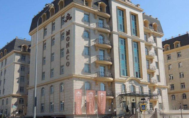 Гостиница Monaco Hotel Astana Казахстан, Нур-Султан - отзывы, цены и фото номеров - забронировать гостиницу Monaco Hotel Astana онлайн вид на фасад