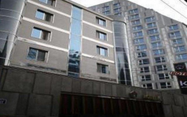 Hotel K вид на фасад