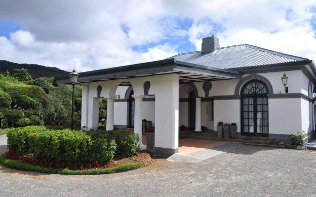 Отель Royal Cocoon - Nuwara Eliya вид на фасад