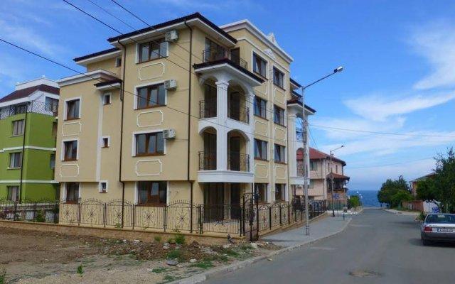 Апартаменты Apartments in Elitonia 5 Равда вид на фасад