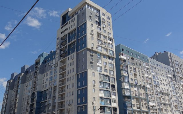 Апартаменты Apartments on Belinskogo 15 - apt 3 вид на фасад