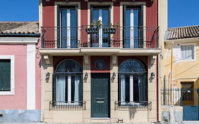 Отель Calliope Corfu Apartments 2 Греция, Корфу - отзывы, цены и фото номеров - забронировать отель Calliope Corfu Apartments 2 онлайн вид на фасад