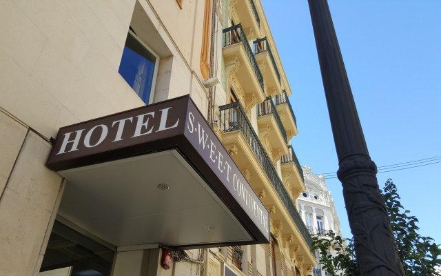 Отель Sweet Hotel Continental Испания, Валенсия - отзывы, цены и фото номеров - забронировать отель Sweet Hotel Continental онлайн вид на фасад
