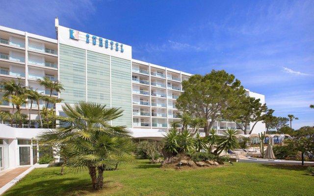 Отель Hipotels Eurotel Punta Rotja & Spa вид на фасад