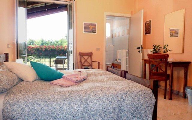 Отель Andirivieni Шампорше комната для гостей