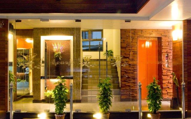 Отель Baanpipat Ladprao 15 Таиланд, Бангкок - отзывы, цены и фото номеров - забронировать отель Baanpipat Ladprao 15 онлайн вид на фасад