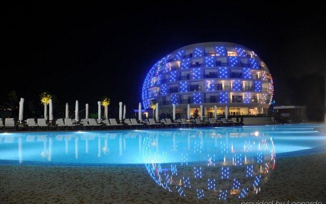 Sentido Gold Island Hotel Турция, Аланья - 3 отзыва об отеле, цены и фото номеров - забронировать отель Sentido Gold Island Hotel онлайн вид на фасад