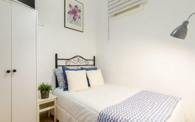 Апартаменты Apartment Gran Vía Jardines Sol комната для гостей