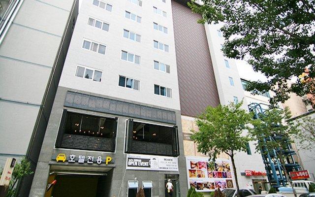Отель Northtel Южная Корея, Тэгу - отзывы, цены и фото номеров - забронировать отель Northtel онлайн вид на фасад