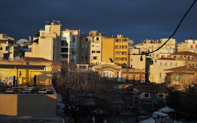 Отель Yhouse Греция, Афины - отзывы, цены и фото номеров - забронировать отель Yhouse онлайн вид на фасад