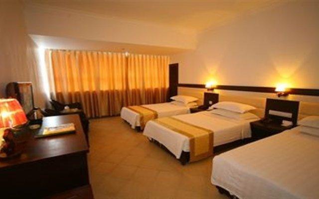 Yu Hai Seascape Hotel комната для гостей