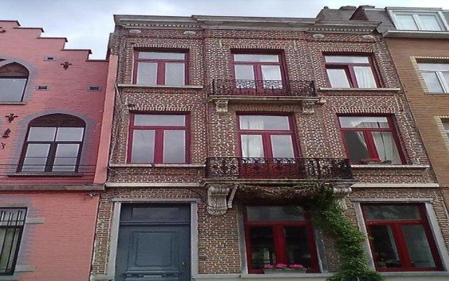 Отель B&B Nord Sud House Бельгия, Брюссель - отзывы, цены и фото номеров - забронировать отель B&B Nord Sud House онлайн вид на фасад