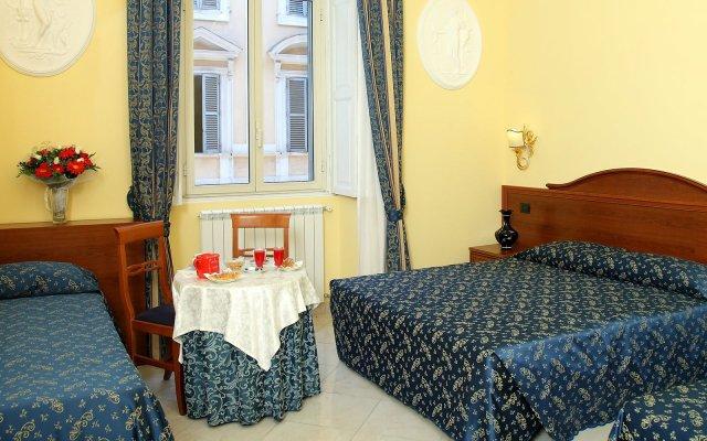 Отель Caroline Suite Италия, Рим - отзывы, цены и фото номеров - забронировать отель Caroline Suite онлайн комната для гостей