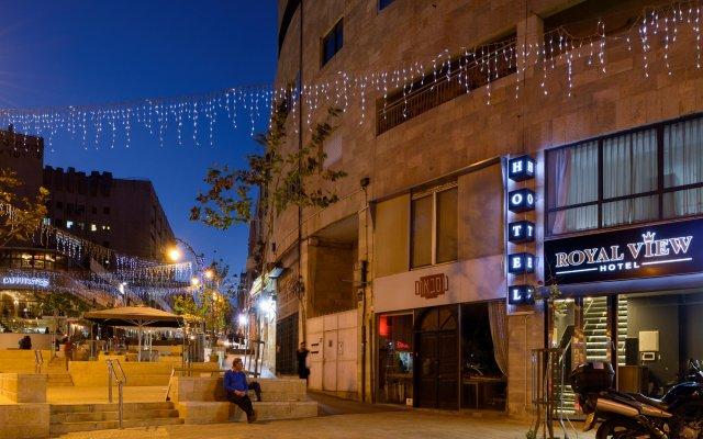 City Hotel Jerusalem Израиль, Иерусалим - 4 отзыва об отеле, цены и фото номеров - забронировать отель City Hotel Jerusalem онлайн вид на фасад