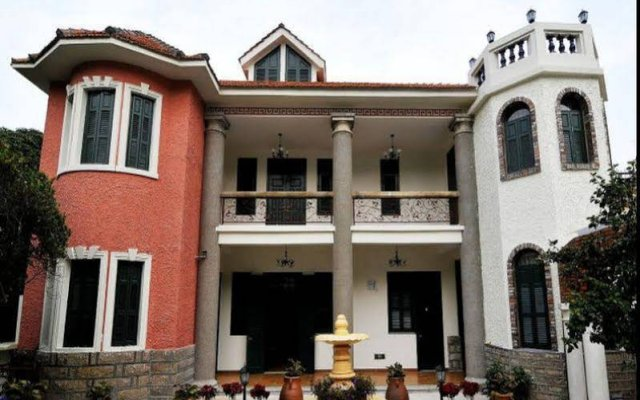 Отель Gulangyu Locanda Orchid Boutique Resort Китай, Сямынь - отзывы, цены и фото номеров - забронировать отель Gulangyu Locanda Orchid Boutique Resort онлайн вид на фасад