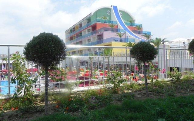 The Colours Side Hotel Турция, Сиде - отзывы, цены и фото номеров - забронировать отель The Colours Side Hotel онлайн вид на фасад