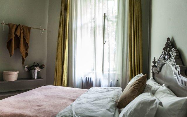 Отель The Emerald Чехия, Прага - отзывы, цены и фото номеров - забронировать отель The Emerald онлайн комната для гостей