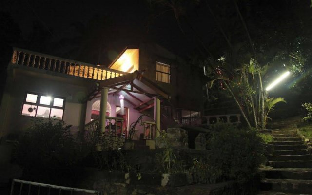Отель Hantana Holiday Resort вид на фасад