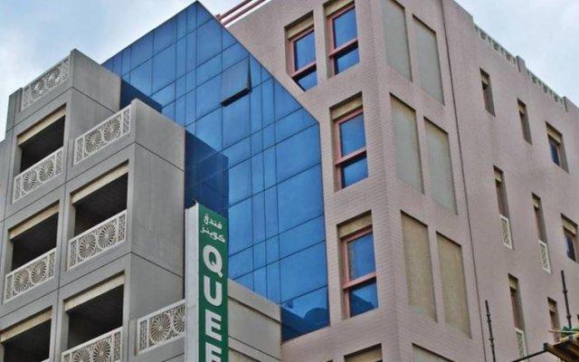 Queen's Hotel вид на фасад