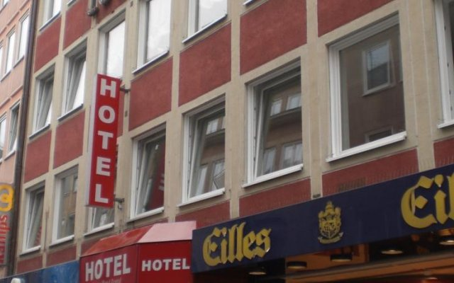 Отель Lorenz Hotel Zentral Германия, Нюрнберг - отзывы, цены и фото номеров - забронировать отель Lorenz Hotel Zentral онлайн вид на фасад