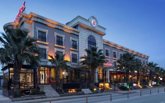 Balturk Hotel Izmit Турция, Измит - отзывы, цены и фото номеров - забронировать отель Balturk Hotel Izmit онлайн вид на фасад