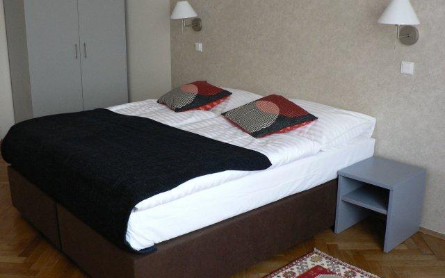 Апартаменты Apartments 39 Wenceslas Square Прага комната для гостей